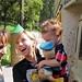 Eli, Mi, Lara e Pato