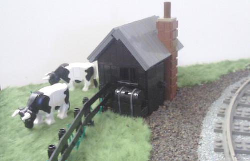 Linesman hut