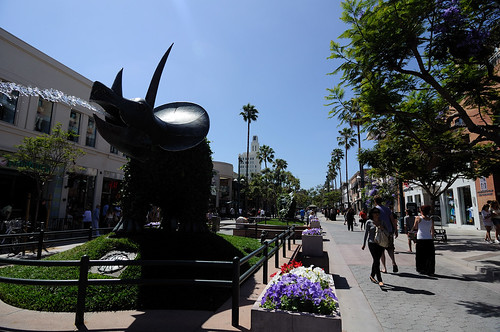 Third Street Promenade in Santa Monica