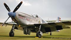 P51K Mustang (live2aviate) Tags: nikon duxford nikkor warbird airshows p51mustang northamerican flyinglegends 2470mmf28g d300s nmjimaging