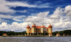 Schloss Moritzburg VI