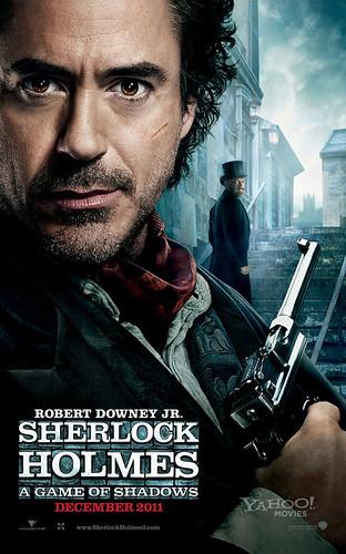holmes Juego de Sombras (Sherlock Holmes: A Game of Shadows)