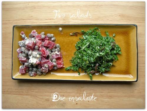 Salad Duo