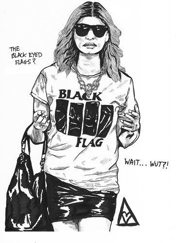 Black eyed Flags by HART.Boy.