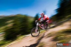 donf !!! (andyparant.com) Tags: france andy bike sport action flash mountainbike downhill val dh coupe vtt elinchrom parant disre strobist