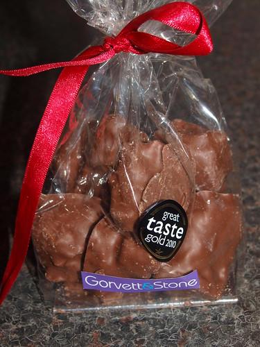 Gorvett & Stone Cinder Toffee