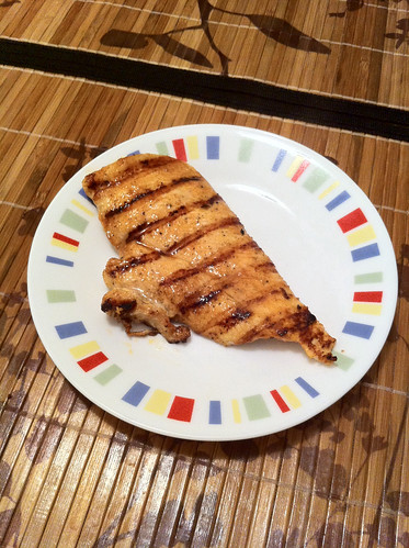 Elsa's Favorite Grilled Chicken