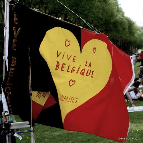 Leve België / Vive la Belqique
