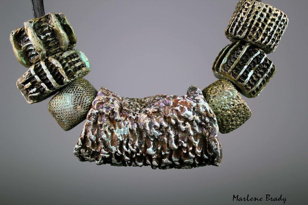Kitchen Rug Necklace