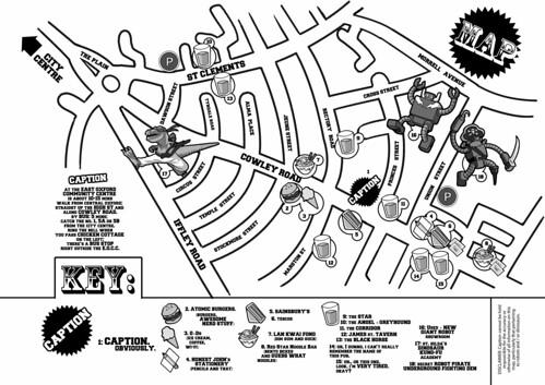 Caption Map 2011
