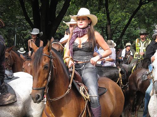 recorrido cabalgata 2011