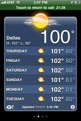Dallas heat