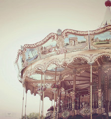 Carousel, Carousel.. (RozeMeisje {Vinantic Photography}) Tags: light pari