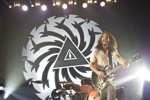 Soundgarden at the Forum (7/22/11)
