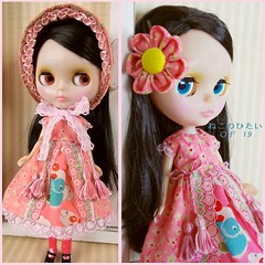 Blythe OF -Bunka Doll