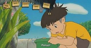 Ponyo – Uma Amizade que Veio do Mar