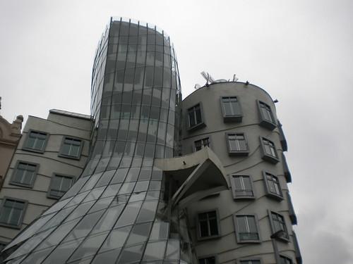 Frank Gehry Praga casa dançante