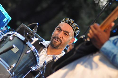 Trio Ahmad Compaoré - Marc Ribot - Jamaaladeen Tacuma