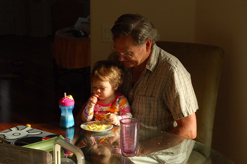Breakfast with Grandad