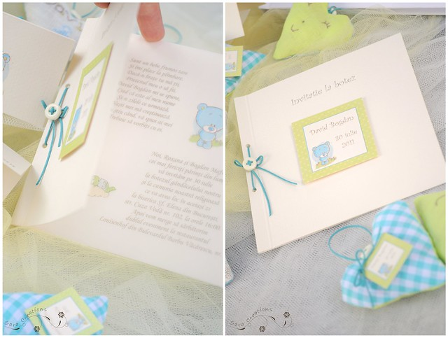 invitatie botez ( shower baby invitations )