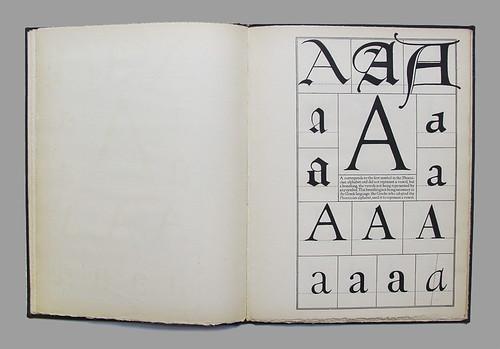 Frederic W Goudy - Alphabet - Fig7