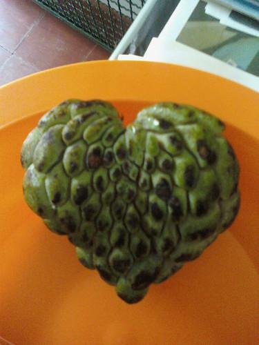 fruta coração by rainha morbida