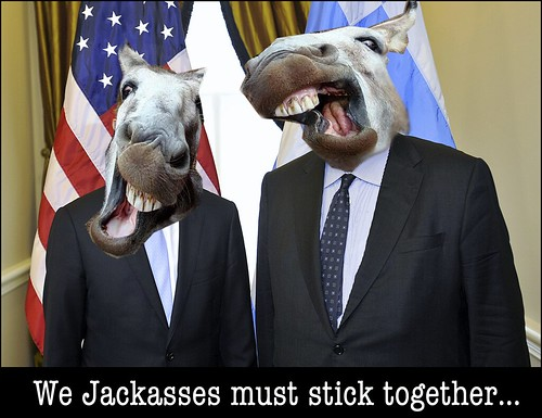 JACKASSES by Colonel Flick