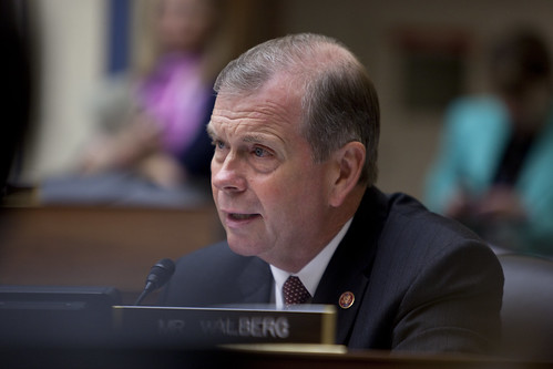 Representative Tim Walberg, Michigan's 7th Congressional District