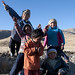 Bambini coyas in posa nel Infiernillo (3050m, Tucuman)