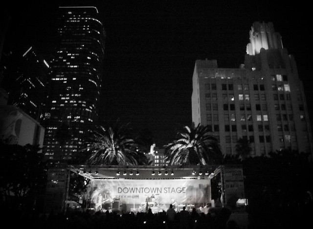 Pershing Square summer concert series