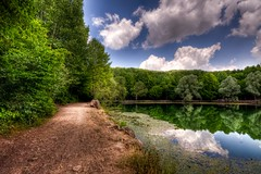 Road (Nejdet Duzen) Tags: road trip travel cloud lake reflection tree forest turkey trkiye ankara yol bulut aa gl yansma orman turkei blacklake seyahat ubuk karagl saariysqualitypictures fleursetpaysages mygearandme