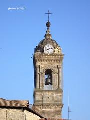 Vitoria-Gazteiz torre (ferlomu) Tags: torre reloj euskadi campanario vitoria gasteiz paísvasco ferlomu