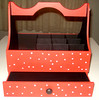 maleta manicure (Hannah Crafting) Tags: artesanato cartonmousse patchworkembutido
