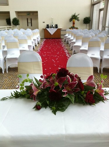 Sami's Online Wedding Chair Cover Hire