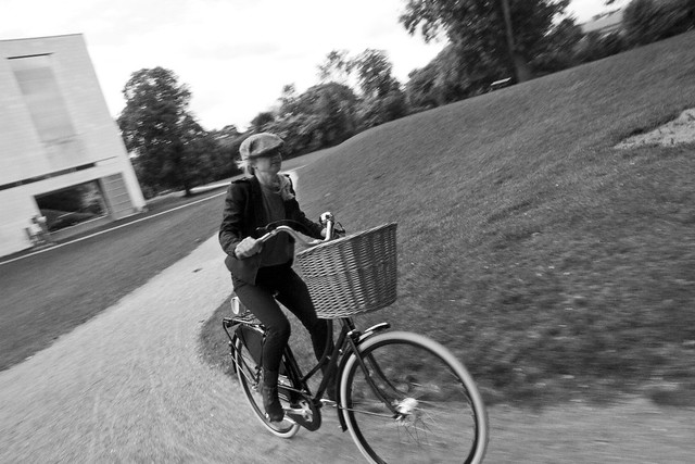 Cycle Chic Photo Shoot for Velorbis