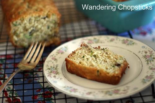 Zucchini Bread 13