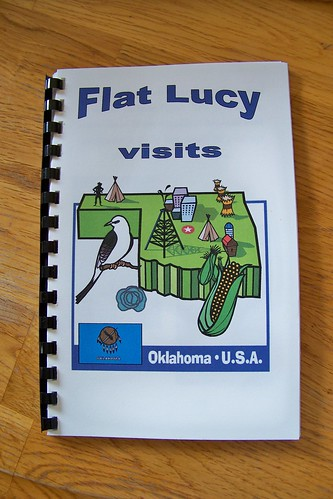 Lucy's Oklahoma book