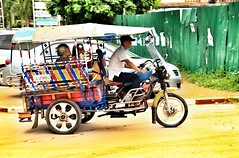"""Laos Tuk Tuk • <a style=""""font-size:0.8em;"""" href=""""http://www.flickr.com/photos/54083256@N04/5986905504/"""" target=""""_blank"""">View on Flickr</a>"""