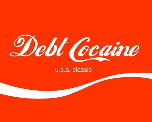 DEBT COCAINE USA by Colonel Flick