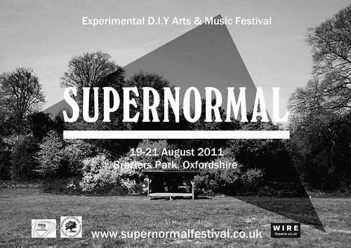 Supernormal poster by mattstevensguitar