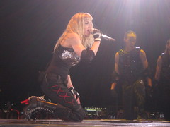 Like a Prayer (nicoletta.silvano) Tags: sweet live sticky madonna likeaprayer stickysweettour