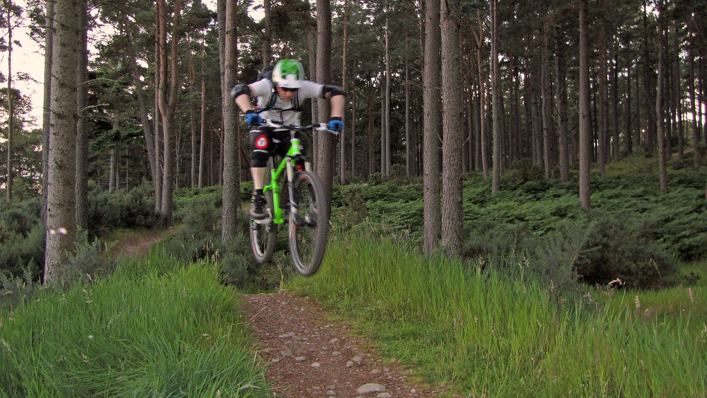 "Highland Wildcat Trails, ""Lawsons Run"""