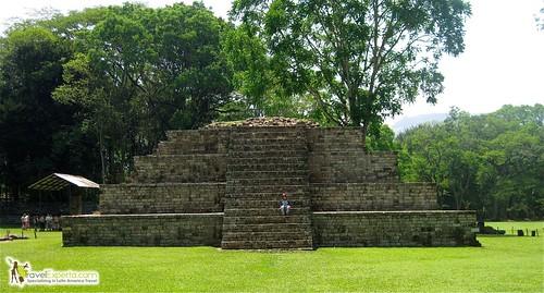 the copan ruins
