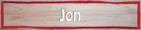 504 Name Jon