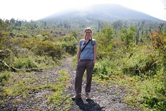 This is me. Tired. Already. (Wendkuni) Tags: volcano hiking goma drc nyiragongo mountnyiragongo angogomakigalibuj