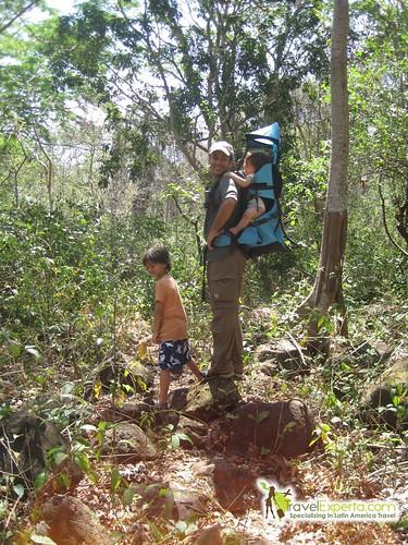 Ometepe Island Nicaragua Nature Hike Baby Travels