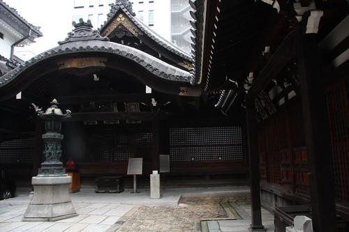 都会の古刹 / Urban old historic temple