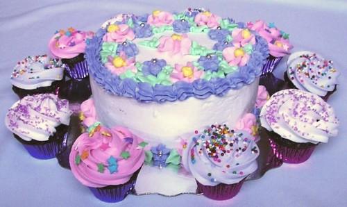 Mini cake and cupcakes 2