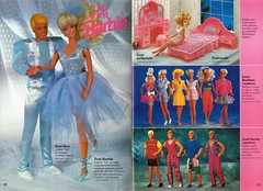 Barbie Journal 1992 (Finnish) (vaniljapulla) Tags: barbie catalogue vintagebarbie barbiefashion barbieaccessories vintageken kenfashion myfirstbarbie myfirstken barbiejournal1992