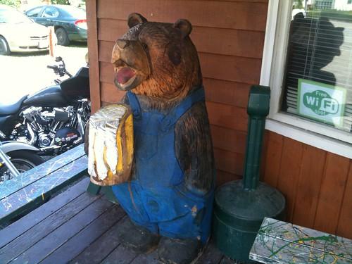 Logan Bear